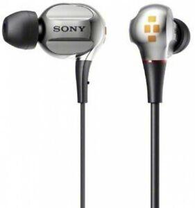 earphone Canal type silver XBA-40/S/SONY