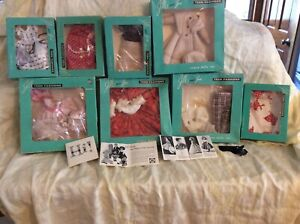 Vintage Vogue Jill Outfits - Tags and Original Boxes - Lot of 8!!
