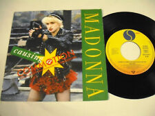 """MADONNA - Causing A Commation 7"""""""