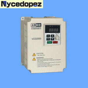 VCD2000 Single Phase Frequency Converter 220V / 0.4-15KW ( New In Box )