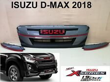 ISUZU D-Max 1.9 X series Color Gray Front Grille Grill Lamp Eyebrow Eyelid PARTS