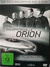 Raumpatrouille Orion - Kult-Kollektion  (DVDs) (2006)