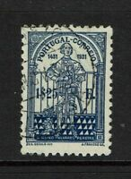 Portugal SC# 538, Used, Hinge Remnant - S7843
