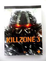 Guide Stratégique officiel KILLZONE 3 sony Version Française