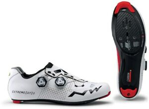 Northwave Extreme GT EU46 Road cycling shoes whirte SPD-SL Speedplay