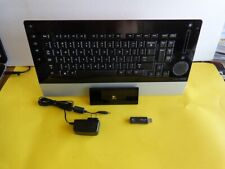 Logitech diNovo Edge Wireless Bluetooth Keyboard for PC in Very-Good Condition