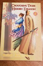 Crouching Tiger Hidden Dragon #1 Full Color Manga by Andy Seto - Kung Fu Comics