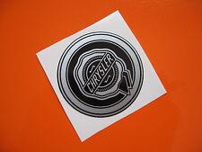 CHRYSLER Wheel centre stickers x4