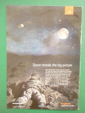2/2005 PUB RAYTHEON SPACE BASED ISR SATELLITE NETWORK ORIGINAL MILITARY ADVERT