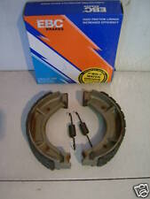 NEW EBC OSSA MAR 250 350 FRONT BRAKE SHOES WATER GROOVE