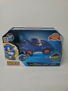 Nkok Sonic Sega All Stars Racing Remote Controlled Car The Hedgehog Toys Games