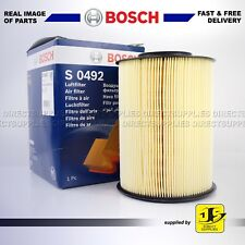 BOSCH AIR FILTER S0492 FITS FORD MAZDA 3 5 MAZDA3 VOLVO C30 S40 C70 V40 V50