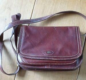 The bridge Italian leather shoulder/ crossbody bag