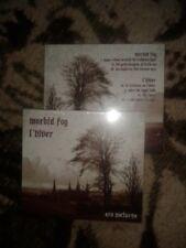 MORBID FOG/L'HIVER-ars nocturna-CD-black metal