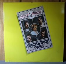 LITTLE RIVER BAND Back Stage Pass 1980 DOUBLE VINYL LP 2 record set (DBH2)