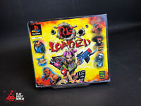 RE-LOADED PS1 Game RARE BIG BOX PlayStation One PAL RETRO FAST FREE UK POSTAGE