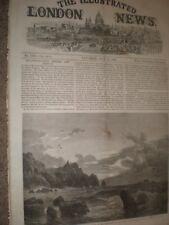 Il Land's End SUNSET prima di una notte di tempesta da S P Jackson 1865 stampe RIF E