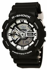 Crazy Deal New Casio G-Shock GA110BW-1A  Analog-digital 200M WR Mens Watch
