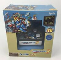 Mega Man 2 Plug and Play MSI TV Arcade New In Box NES Nintendo Style Retro 8-Bit