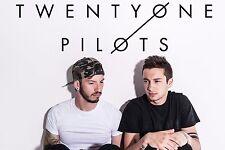 "Twenty One Pilots Band Poster Hot Singer Silk Posters Prints 12x18"" BILLB229"
