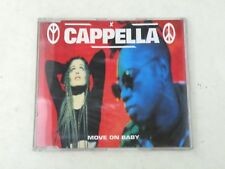 CAPPELLA - MOVE ON BABY - CD MAXI SINGOLO 6 TRACCE