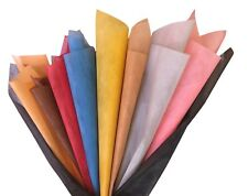 50 Sheets Nonwoven Fabric Style Flower Wrap Bouquet Wrapping Florist Paper