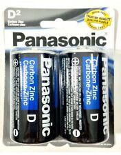 4 Wholesale D Panasonic Battery Batteries super heavy duty Bulk Lot