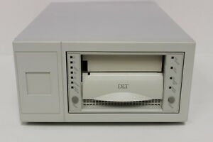 DEC 30-60085-03 35/70 DLT SCSI EXTERNAL TAPE DRIVE