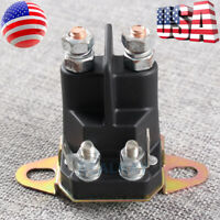 For EZGO Gas Golf Cart Solenoid 1994-Up 14 Volt 27153-G01 4 Cycle