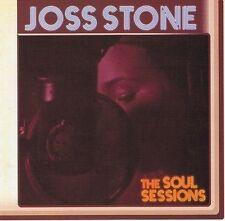 JOSS STONE The Soul Sessions CD Album Relentless 2003