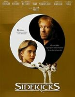 Sidekicks DVD 2017 Chuck Norris NEW