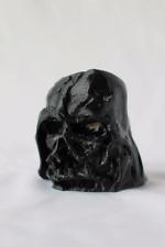 3 Inch Star Wars Force Awakens Darth Vader Melted Helmet Mask 3D Print Replica