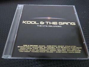 KOOL & THE GANG - THE HITS RELOADED.    2004  2 DISC  28 TRACK CD ALBUM