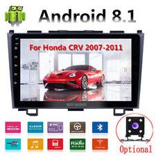 "9"" Android8.1 Car GPS Stereo For Honda CRV Auto radio Multimedia Navigation WIFI"