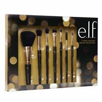 Makeup Brush Collection Limited Edition 2017 Eyes Lips Face ELF 7 Piece E.L.F