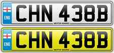 CHERISHED NUMBER PLATE -CHN 438B - CHN CHAN CHIN CHANDLER CHANEY CHENEY CHEAP