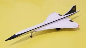 Gemini Jets 1:400 BOAC Concorde Fantasy Model G-BOAC With Tray No Box