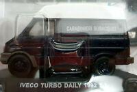 Iveco Turbo Daily 1992 E.I. Subacquei Carabinieri - Scala 1:43 - Atlas - Nuovo