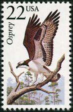 USA -1987- North American Wildlife Stamp - American Osprey - #2291
