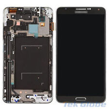 Black LCD Touch Screen Digitizer Frame for Samsung Galaxy Note 3 N900T T-Mobile