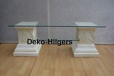 Regal TV Tisch HiFi Säule Säulenregal Säulen Exklusiv Dekoration Möbel 1853 F70+
