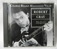 "ROBERT CRAY ""The Score"" 1992 (Charly R&B/England) Blues CD VG+/EX!"