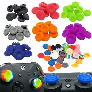 2 x EGP™ Color Thumb Stick Cover Grip Caps For PS3 PS4 + XBOX One 360 Controller