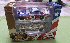 NASCAR, DALE EARNHARDT JR. #8, 2007 VINTAGE, NEW, DIE CAST 2 CAR SET,LIMITED ED.