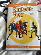 Integrale Fantastic Four 1963 en VF et TBE