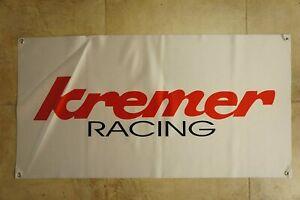 Kremer Racing Banner 934 76 RSR LeMans 935 K3 Turbo Carrera 911 24 Hr Porsche