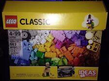 Brand New LEGO 600 Pcs. Classic LEGO Creative Building Set 10702 Fast Shipping!