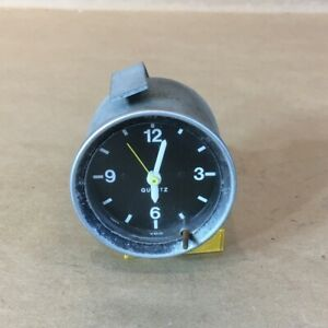 OEM MG MGB Quartz Dashboard 12 Hour Clock VDO 0003 218/32/1 10.76 Original Part