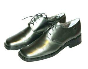 Pierre Cardin Paris Damen SUPER Schuhe! MEGA SCHICK! ITALY! LEDER! TOP! Gr.41