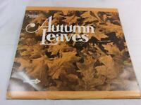 Autumn Leaves - Brookville Records 34904 - 3 LP Set - Various Artists